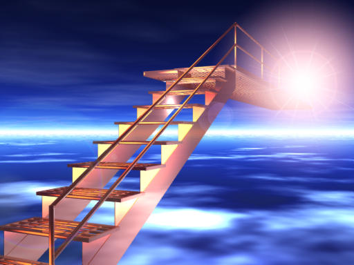 Treatment To Ascend The Stairway Of Success Love Is A Better Way